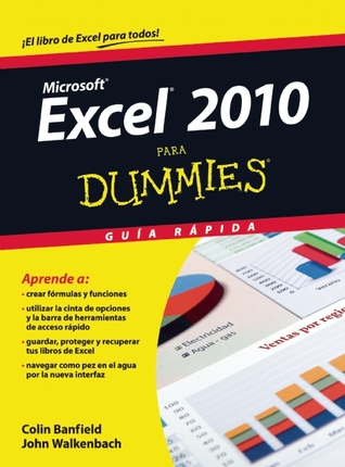 Excel 2010 para Dummies Colin Banfield