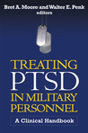 Treating PTSD in Military Personnel book cover