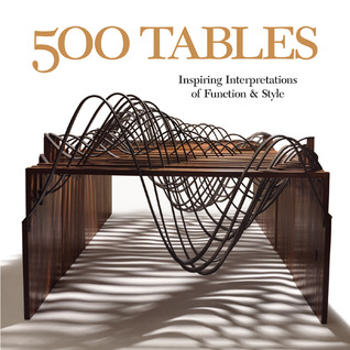 500 Tables: Inspiring Interpretations of Function and Style  by  Ray Hemachandra