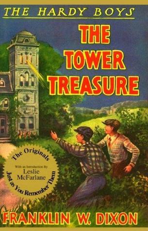 The Tower Treasure (Hardy Boys, #1)