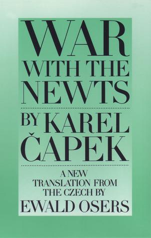 Download å War with the Newts PDF by ↠ Karel Čapek eBook or Kindle