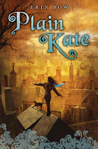 Book Review: Erin Bow's Plain Kate