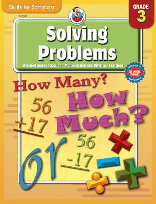 Solving Problems, Grade 3  by  Frank Schaffer Publications