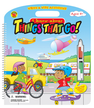 I Know about Things That Go!, Grades PK - 1  by  Brighter Child