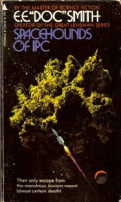 Cover - Spacehounds of IPC