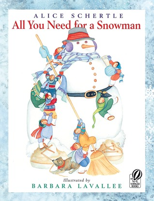 https://www.goodreads.com/book/show/2114794.All_You_Need_for_a_Snowman