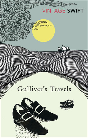 gullivers travels a work of satire by jonathan swift Set sail on an incredible journey with jonathan swift's satiric masterpiece a fantastical tale, gulliver's travels tells the story of the four voyages of lemuel.