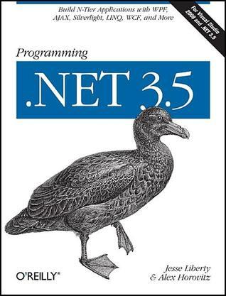 Programming .NET 3.5 Jesse Liberty