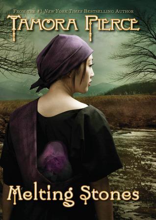 Book Review: Tamora Pierce's Melting Stones