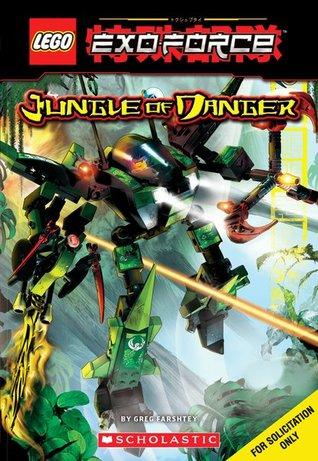 Exo-force: Jungle Of Danger Greg Farshtey