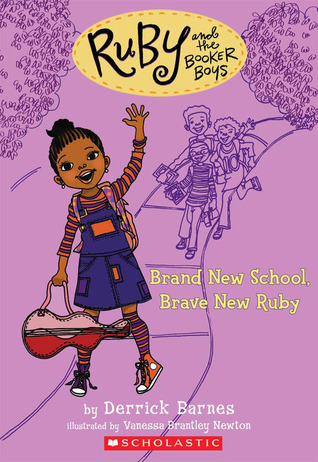 Brand New School, Brave New Ruby (Ruby And The Booker Boys) (2008)