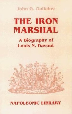 Iron Marshall-Hardbound  by  John Gallagher