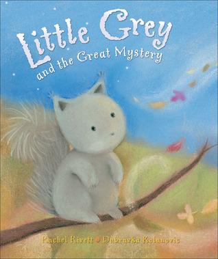 Little Grey and the Great Mystery  by  Rachel Rivett