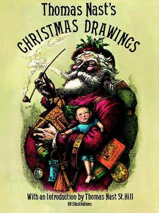 Christmas Drawings  by  Thomas Nast