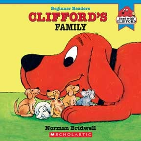 Who Is The Author Of Clifford The Big Red Dog