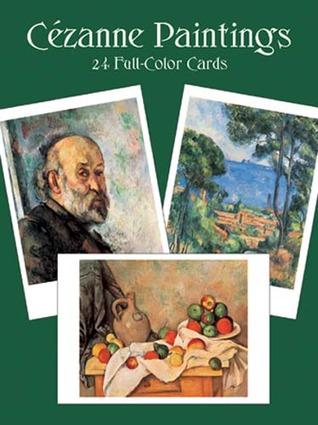 Cézanne Paintings: 24 Full-Color Cards Paul Cézanne