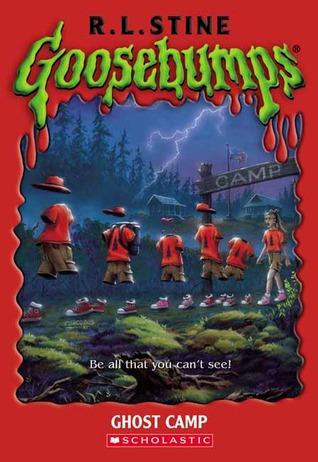 Ghost Camp (Goosebumps, #45)
