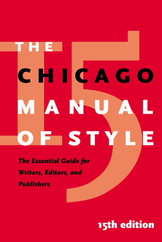 chicago manual of style book The chicago manual of style 15th edition the university of chicago press chicago and london  most book indexes have to be made between the.