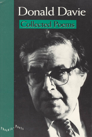 Collected Poems Donald Davie