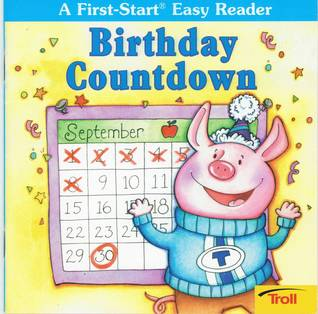 Birthday Countdown  by  Justine Korman Fontes