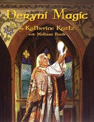 Deryni Magic  cover