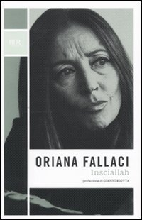 Insciallah  by  Oriana Fallaci