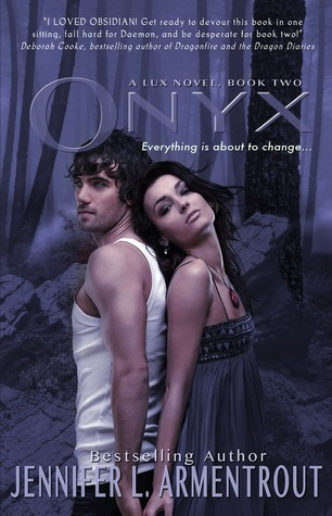 Book Review: Jennifer L. Armentrout's Onyx