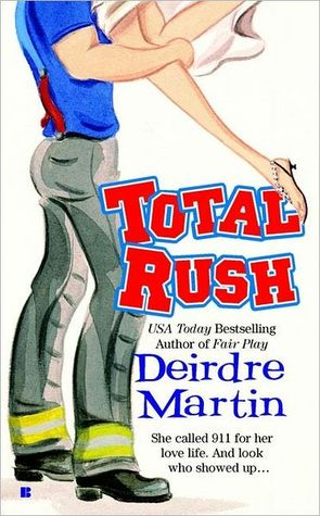 Total Rush (New York Blades, #3)