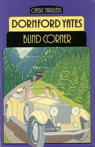 Blind Corner Dornford Yates