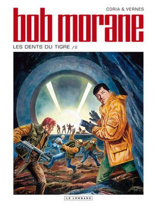 Les dents du Tigre 2 - La terreur verte (Bob Morane, #31) Henri Vernes