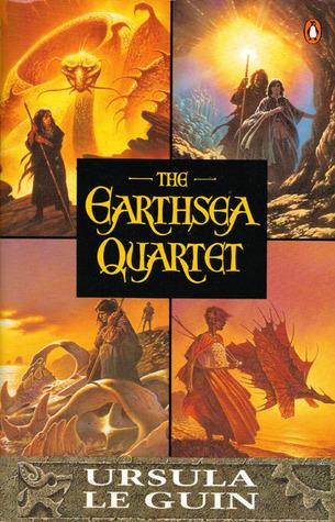 The Earthsea Quartet (Earthsea Cycle, #1-4)