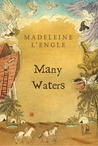 Many Waters (A Wrinkle in Time Quintet, #4)