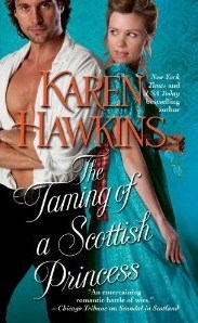 The Taming of a Scottish Princess (Hurst Amulet, #4)