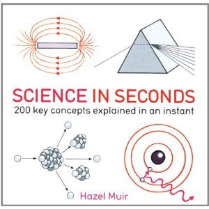 Science in seconds - Hazel Muir - crédit : Quercus
