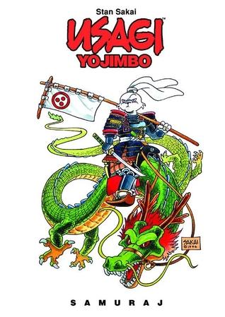 Usagi Yojimbo, księga druga: Samuraj Stan Sakai