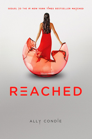 Cover of Reached by Ally Condie