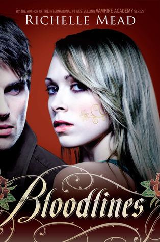 Bloodlines (Bloodlines, #1)