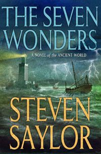 Book Review: Steven Saylor's Seven Wonders