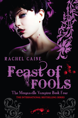 Feast of Fools by Rachel Caine book cover