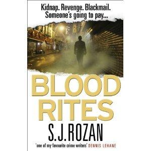 Blood Rites  by  S.J. Rozan