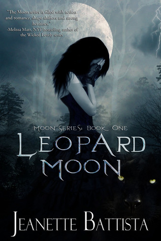 Review: Leopard Moon by Jeanette Battista