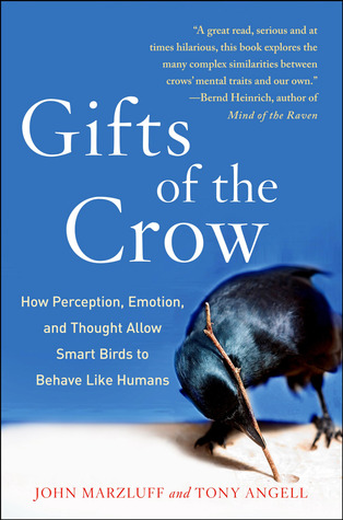 How Perception, Emotion, and Thought Allow Smart Birds to Behave Like Humans -  John M. Marzluff, Tony Angell