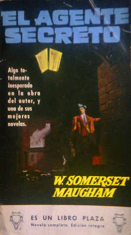 El agente secreto W. Somerset Maugham