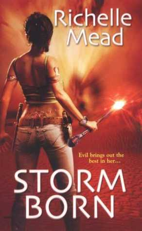 Review: Storm Born by Richelle Mead (@jessicadhaluska)