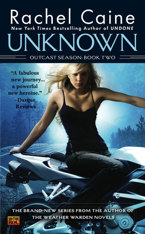 Unknown (Outcast Season, #2)