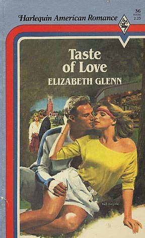 Taste of Love  by  Elizabeth Glenn