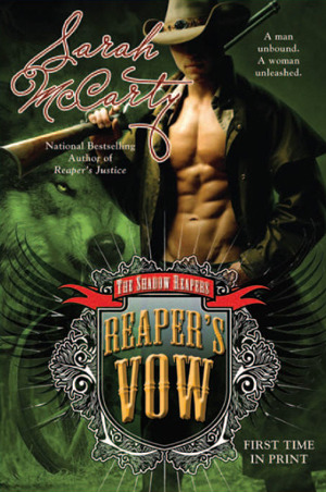 Reaper's Vow (Shadow Reapers #2) - Sarah McCarty