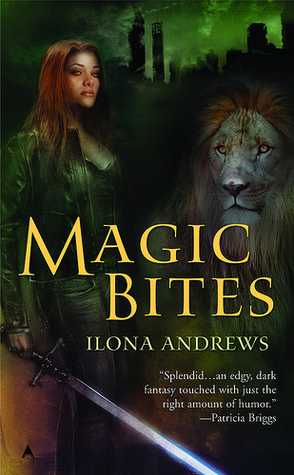 Book Review: Ilona Andrews' Magic Bites