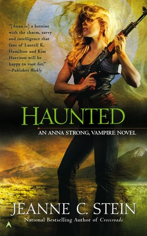 Book Review: Jeanne C. Stein's Haunted