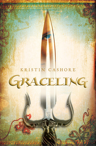 #Review: 4 stars to Graceling by Kristin Cashore #YA #Fantasy